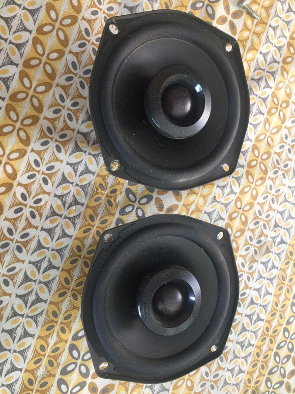 JL Audio 5.25 speakers jl audio 525cx