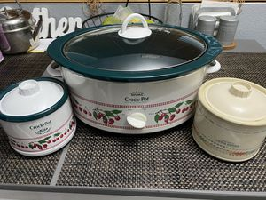 Rival crock pot slow cooker for Sale in Henderson, NV