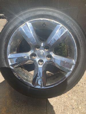 """Chevy Malibu rims 17"""" OBO for Sale in Dallas, TX"""