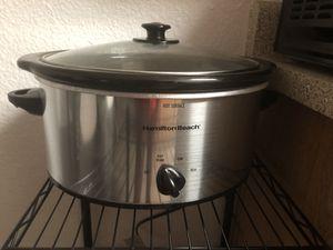 6 quart Slow Cooker/Crock Pot for Sale in Phoenix, AZ