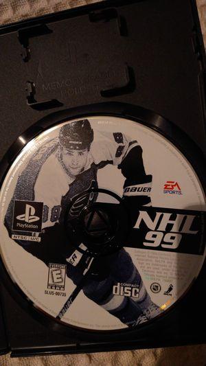 PlayStation NHL 99 for Sale in Las Vegas, NV