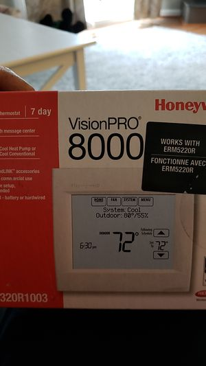 Honeywell pro 8000 for Sale in Bristow, VA