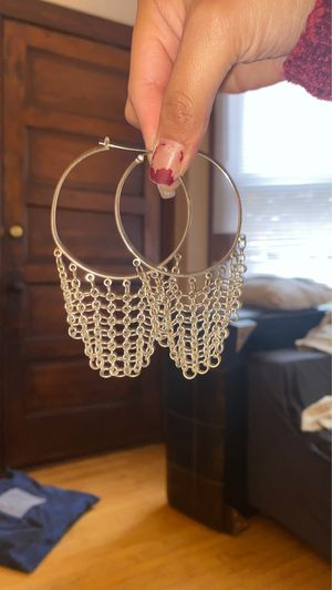 FREE Hoops Earrings for Sale in Chicago, IL