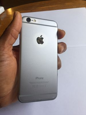 iPhone 6-16gb for att /cricket only $110 firm , Nothing wrong with it for Sale in West Sacramento, CA