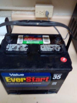 Everstart group 35 battery for Sale in Dublin, GA