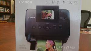 Canon Photo Printer Selphy CP800 for Sale in Monroe, WA