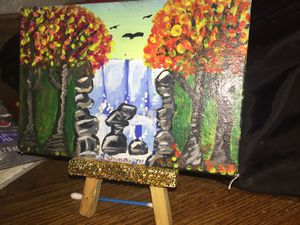 Small paintings for Sale in Odessa, TX
