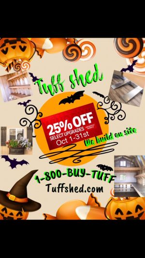 Tuff Shed for Sale in Clarksville, TN