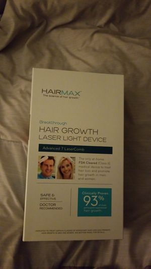 Hairmax Hair Growth Laser for Sale in Denver, CO