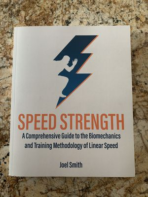 Speed Strength Book for Sale in FL, US