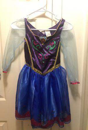 Kids Anna Costume sz 4-6X for Sale in Centreville, VA