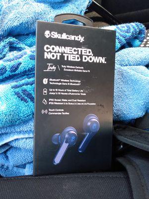 Skullcandy Indy Bluetooth headphones for Sale in Summerville, SC