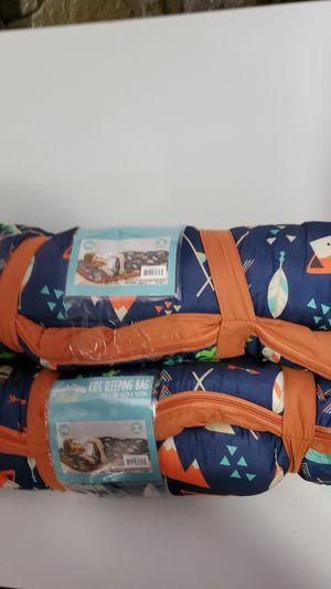 3 New Heritage Kids Sleeping Bags for Sale in Valley City, OH