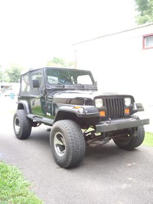 Jeep 4×4. Manual. 4 cilindros for Sale in Sandston, VA