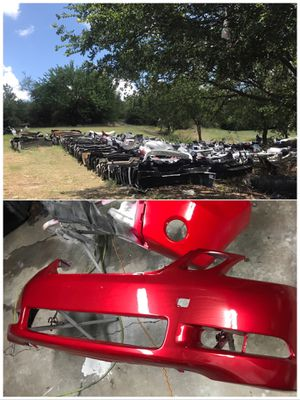 Nissan Honda Toyota Chevrolet ford BMW bumpers. 2012 2013 2014 Toyota Camry Sport front bumper for Sale in Dallas, TX
