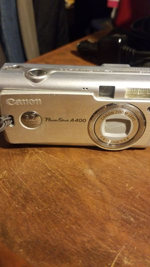 Cannon powershot A400 digital camera 3.2MP for Sale in Boring, OR