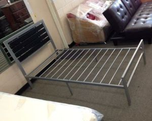 Brand New Twin Size Metal Platform Bed Frame for Sale in Silver Spring, MD