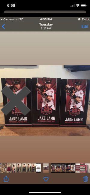 AZ Diamondbacks Jake Lamb Bobblehead for Sale in Phoenix, AZ
