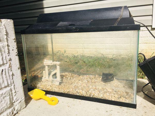 Fish tank or reptile tank