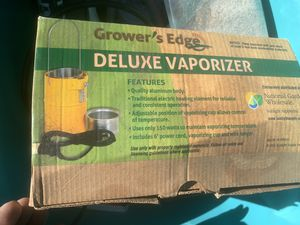 Sulfur burner brand new nearly used with sulfur packs for Sale in Providence, RI