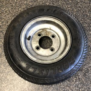 Sport Trail Carlisle 4.80-8 Trailer Rim/Tire 91039-1 for Sale in Tampa, FL