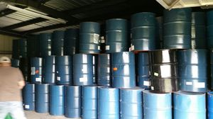 55 Gallos metal drums for Sale in Sanger, CA