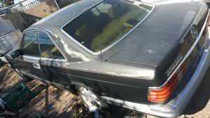 1990 Mercedes 560 SEC for parts for Sale in Mesa, AZ