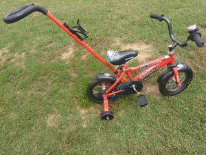 Schwinn grit parent steering bike for Sale in Nashville, TN