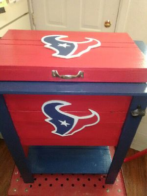 Texans cooler for Sale in Houston, TX