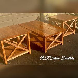 Coffee Table with End Tables for Sale in Henderson, NV
