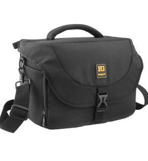 Ruggard Journey 44 DSLR Camera Shoulder Bag (Black) for Sale in Hialeah, FL