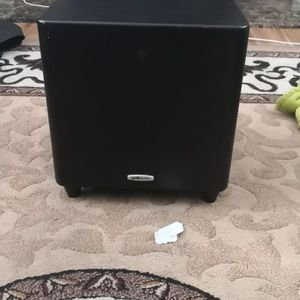"""Polk Dsw Pro 400 Powered Subwoofer 8"""" for Sale in South Gate, CA"""