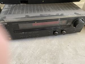 Bose speaker and 2 large speakers and receiver for Sale in Buckeye, AZ