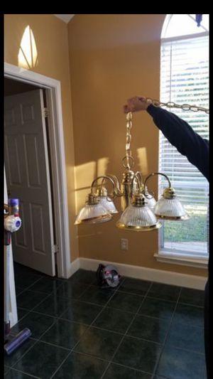 5 Light Chandelier for Sale in Houston, TX