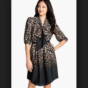 NWOT Vince Camuto green ombré leopard print dress for Sale in Herndon, VA