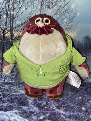 """Disney Pixar Monsters inc University Don Carlton 8"""" plush toy for Sale in Bellflower, CA"""