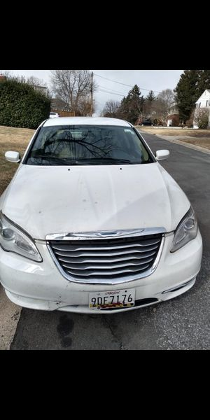 2012 Chrysler 200 Touring for Sale in Bethesda, MD