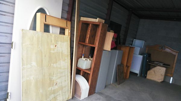 Free Wood cabinet shelf and where ever you see