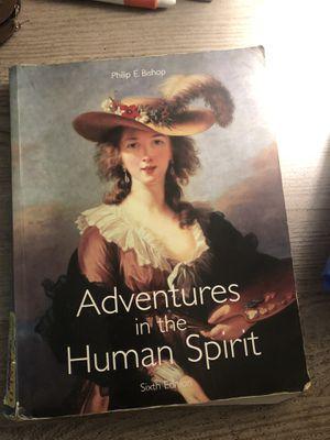 Adventures in the Human Spirit (Philip E Bishop) 6th Edition for Sale in Knoxville, TN
