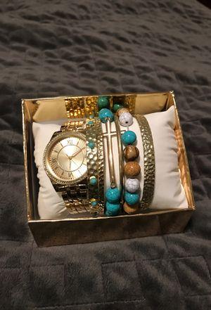 Watch/ bracelet combo for Sale in Bloomington, IL