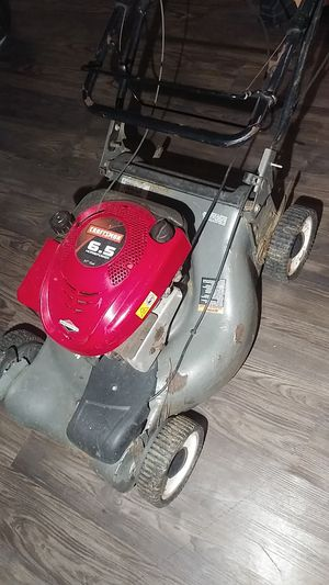 "Craftsman 6.5horsepower 21"" cut for Sale in Houston, TX"