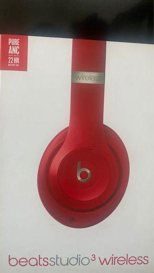 Beats studio 3 wireless for Sale in Fairfield, CA