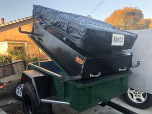 RTT, Roof Top Tent, Off-road Trailer, Trailer for Sale in Hayward, CA