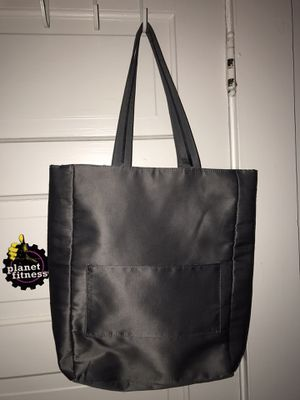 Bath & Body Works gray tote bag for Sale in Fort Worth, TX