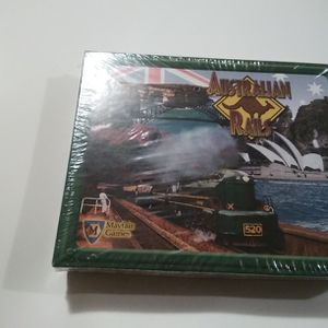 Australian Rails Board Game Factory Sealed for Sale in Chicago, IL