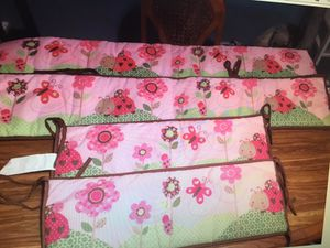 Baby crib borders for Sale in Columbus, OH