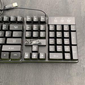 Like New Gaming Keyboard Rii for Sale in Deerfield Beach, FL