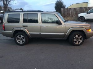 2006 Jeep Commander for Sale in Gaithersburg, MD