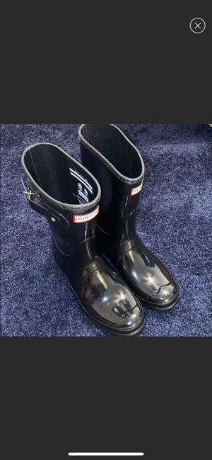 Hunter boots for Sale in Las Vegas, NV