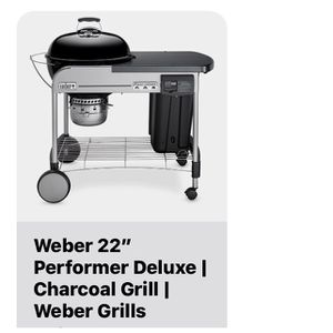 Weber BBQ Grill Brand New In The Box for Sale in San Antonio, TX